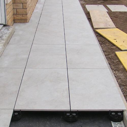 terrasse pierre naturelle